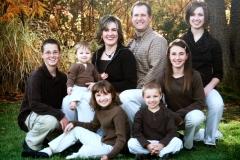 Shamarie Barnes Hart Family